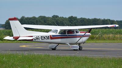 A picture of OKEKM - Cessna FR172J Reims Rocket - [FR1720471] - © Davor