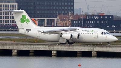 A picture of EIRJN - Avro RJ85 - Aer Lingus - © Christopher Schmitt