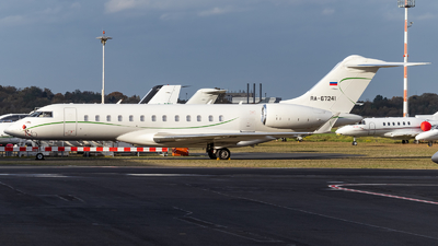 A picture of RA67241 - Bombardier Global 6000 -  - © Marco Materlik