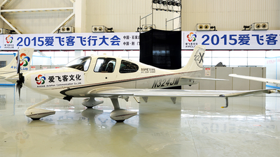 N324JM - Cirrus SR22 - Private