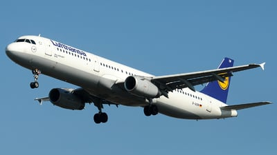 A picture of DAISW - Airbus A321231 - Lufthansa - © Alexander Portas