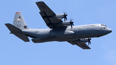 16-5833 - Lockheed Martin C-130J-30 Hercules - United States - US Air Force (USAF)