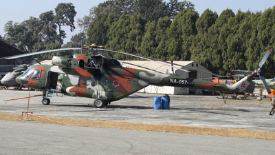 NA-057 - Mil Mi-17V5 Hip H - Nepal - Air Force
