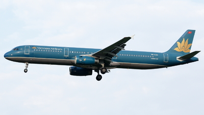 VN-A361 - Airbus A321-231 - Vietnam Airlines