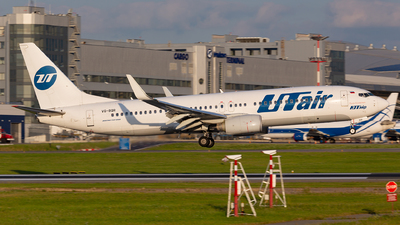 VQ-BQR - Boeing 737-8GU - UTair Aviation