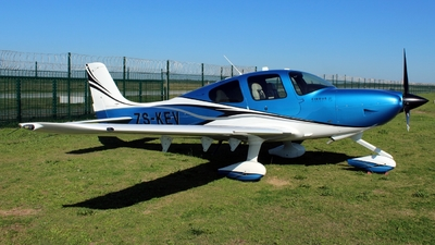 ZS-KEV - Cirrus SR22 - Private