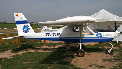 EC-DU8 - Tecnam P92 Echo - Private