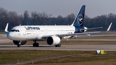 A picture of DAINT - Airbus A320271N - Lufthansa - © Markus Schwab