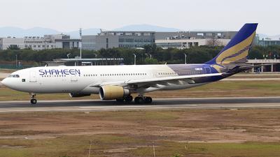 AP-BMJ - Airbus A330-203 - Shaheen Air International