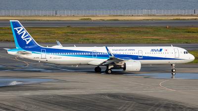 JA135A - Airbus A321-272N - All Nippon Airways (ANA)