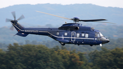 D-HEGA - Aérospatiale AS 332L1 Super Puma - Germany - Bundespolizei