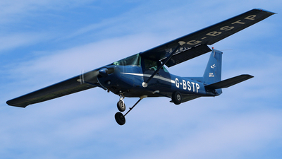 A picture of GBSTP - Cessna 152 - [15282925] - © Brian T Richards