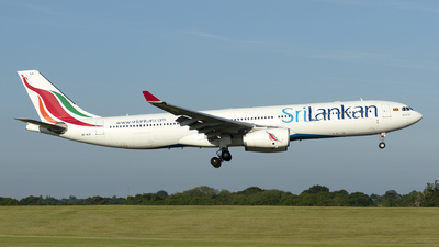A picture of 4RALO - Airbus A330343 - SriLankan Airlines - © Dan Smith