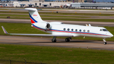 N300A - Gulfstream G550 - Private