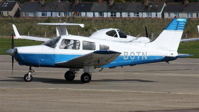 G-BOTN - Piper PA-28-161 Warrior II - Private