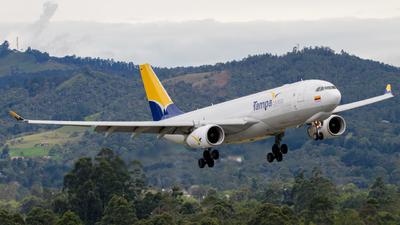 N331QT - Airbus A330-243F - Tampa Cargo