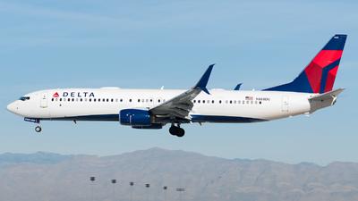 N888DU - Boeing 737-932ER - Delta Air Lines