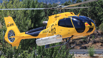 CC-AYN - Airbus Helicopters H130 T2 - Eliance