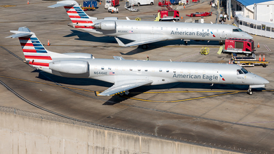 A picture of N644AE - Embraer ERJ145LR - American Airlines - © Yan777