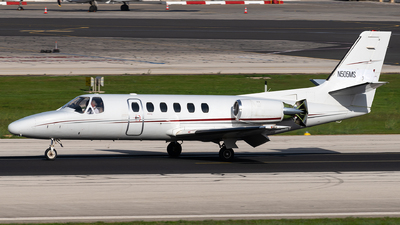 N505MS - Cessna 550B Citation Bravo - Private