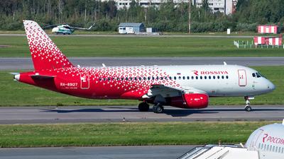 RA-89127 - Sukhoi Superjet 100-95B - Rossiya Airlines