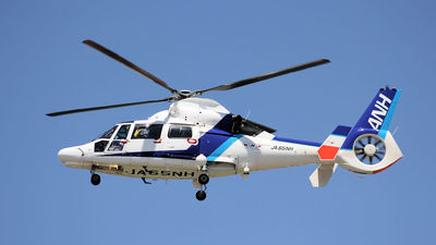 A picture of JA65NH - Airbus Helicopters AS365 Dauphin - [6965] - © KINCHAN