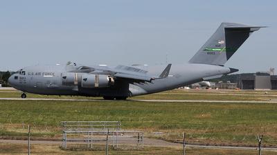 08-8193 - McDonnell Douglas C-17A Globemaster III - United States - US Air Force (USAF)