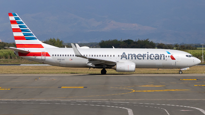 A picture of N981AN - Boeing 737823 - American Airlines - © Jean Carlo Mosquera