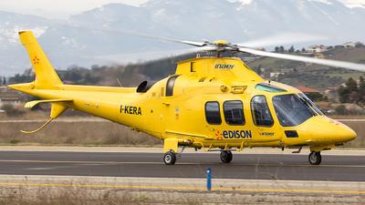 A picture of IKERA - AgustaWestland AW109S Grand - Babcock MCS Italia - © Fabrizio Pescara