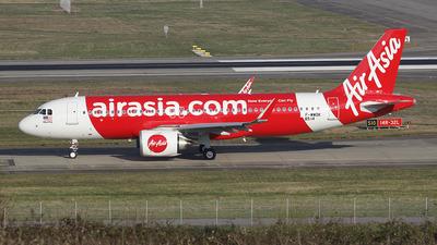 F-WWDK - Airbus A320-251N - AirAsia