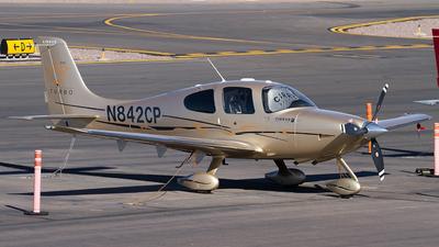 A picture of N842CP - Cirrus SR22 - [3110] - © Jeremy D. Dando