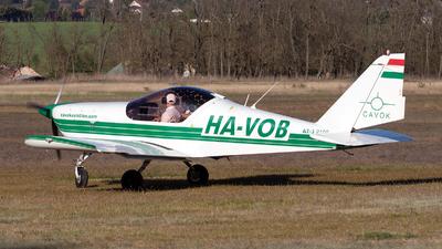 HA-VOB - Aero AT-3-R100 - CAVOK Aviation Training