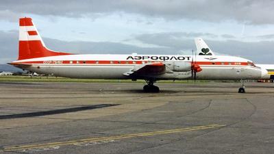 CCCP-75462 - Ilyushin IL-18D - Aeroflot