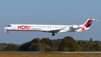 F-HMLJ - Bombardier CRJ-1000EL - HOP! for Air France