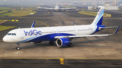 VT-ILD - Airbus A321-251NX - IndiGo Airlines