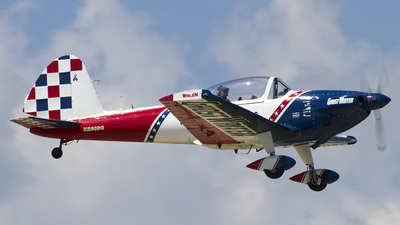 N260DC - De Havilland Canada DHC-1B-2-S5 Chipmunk - Private