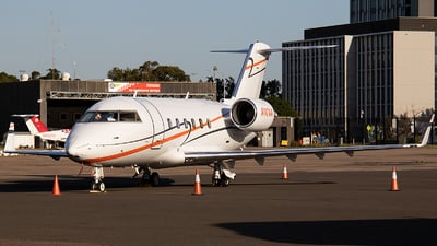 A picture of N117AA - Bombardier CL601 Challenger - [5060] - © Matthew McDonald