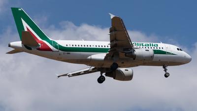 EI-IMN - Airbus A319-111 - Alitalia