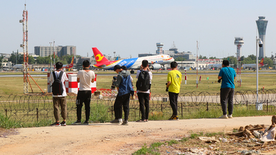 ZLXY - Airport - Spotting Location