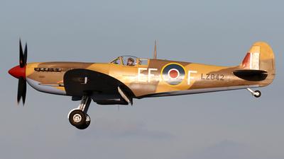 G-CGZU - Supermarine Spitfire Mk.IX - Private