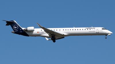 A picture of DACNM - Mitsubishi CRJ900LR - Lufthansa - © Timo Duda