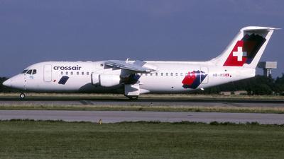 HB-IXS - British Aerospace Avro RJ100 - Crossair