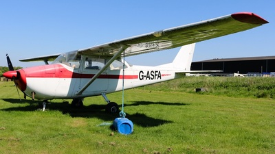 A picture of GASFA - Cessna 172D Skyhawk - [17250182] - © David Cook