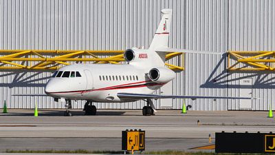 N900SB - Dassault Falcon 900B - Private