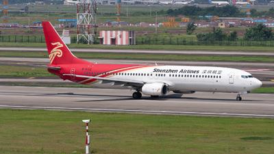 B-5102 - Boeing 737-97L - Shenzhen Airlines