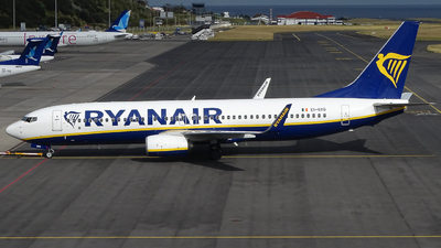 A picture of EIGXG - Boeing 7378AS - Ryanair - © Spotter Rodrigues