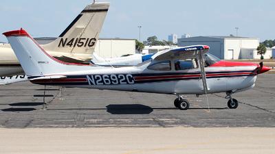A picture of N2692C - Cessna R182 Skylane RG - [R18200215] - © n94504