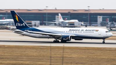 A picture of CP2880 - Boeing 76733A(ER) - Boliviana de Aviacion - © Jerry.H