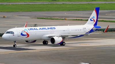 VP-BOQ - Airbus A321-251NX - Ural Airlines