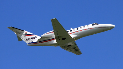 OE-GBC - Cessna 525B CitationJet 3 - Airlink